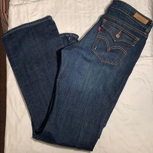 Levi's 545 Low Boot Cut Jeans - Women's 6M